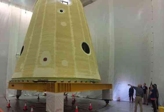 NASA Marshall - Launch Vehicle Stage Adapter - NASA Social