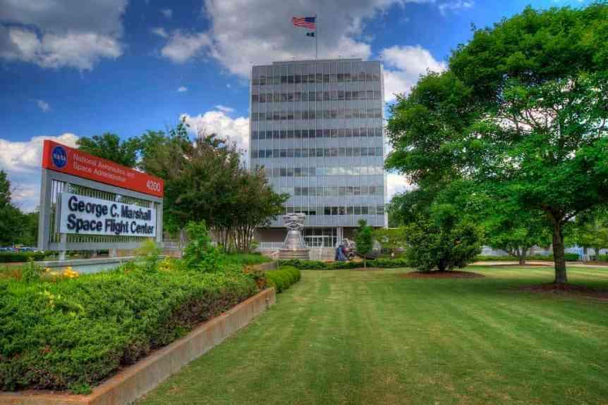NASA Marshall Building 4200