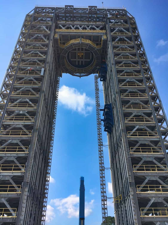 NASA Marshall - SLS Test Stand