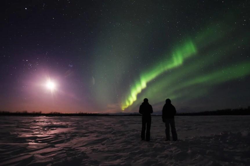 Northern Lights in Alaska - Talkeetna – Paxson Woelber via Flickr