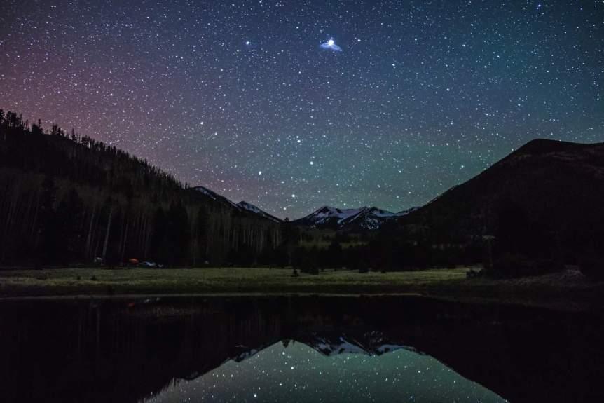 Urban Stargazing - Forest Service, USDA via Flickr