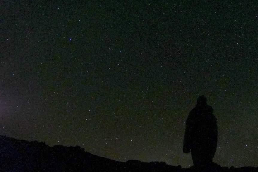 GoPro Night Photo - Mauna Kea