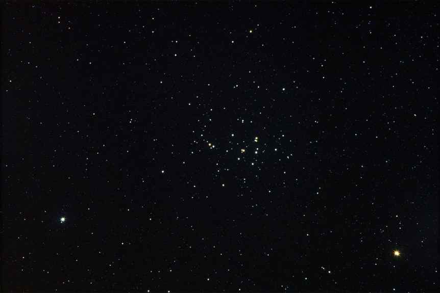 Night Sky in May - Beehive Cluster M44 - Andrea Tosatto via Flickr