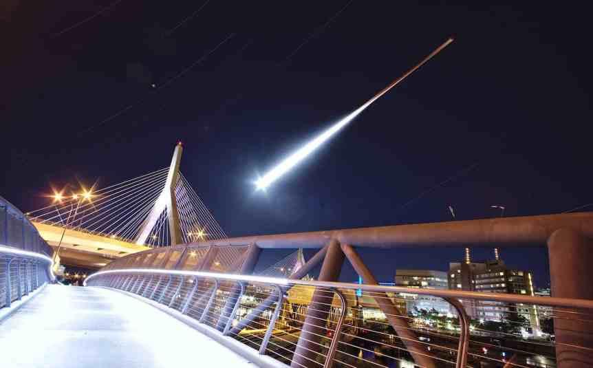 Stargazing in Boston - Dheera Venkatraman via Flickr