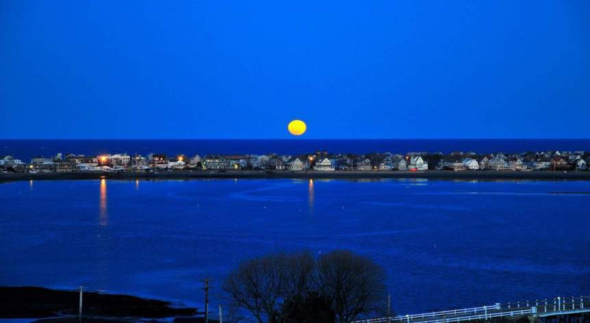 Stargazing in Boston - Nantasket Beach - Mass Travel via Flickr