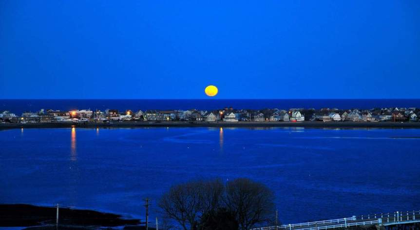 Stargazing in Boston - Nantasket Beach - Mass Travel via Flickr