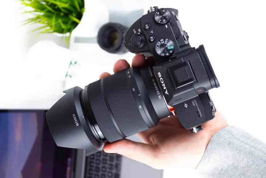 Best Astrophotography Cameras - Sony a7riii