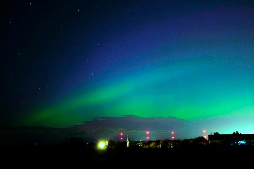 Northern Lights in Canada - British Columbia - Mike via Flickr