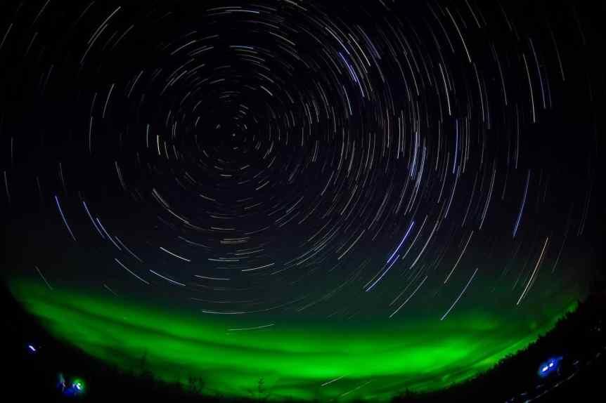 Northern Lights in Canada - Yukon - Naoki Natsume/Ishii via Flickr