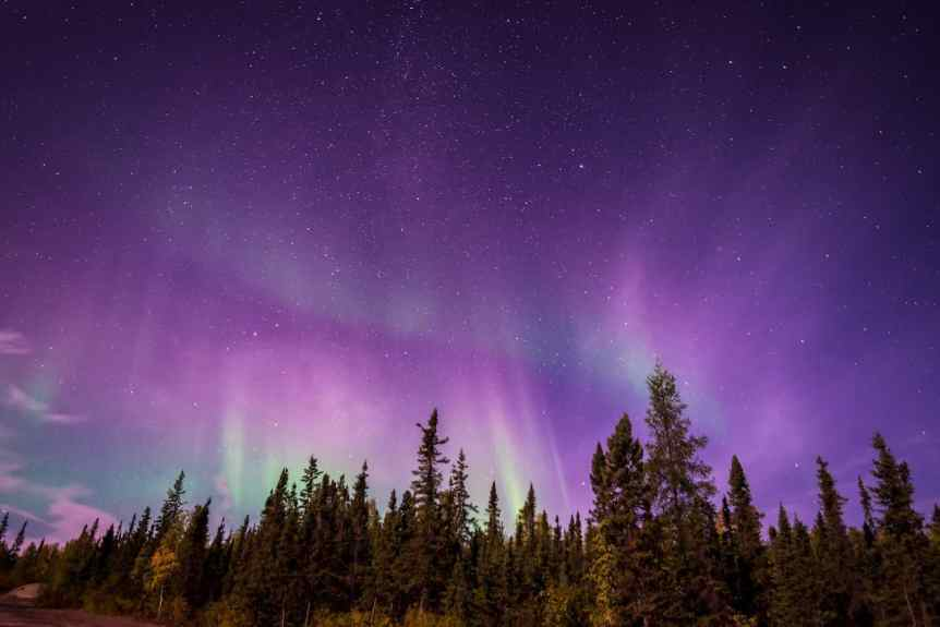 Best Time To See Northern Lights In Alaska 2020.The 29 Best Places To See The Northern Lights In Canada