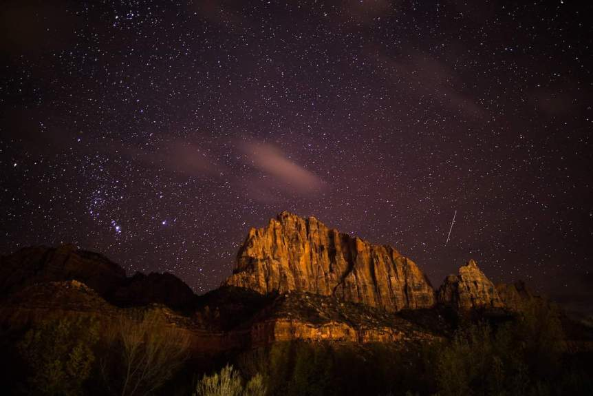 Zion National Park - Watchman