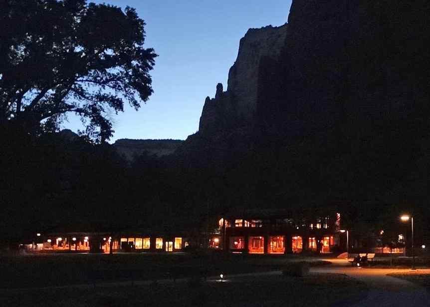 Zion National Park - Lodge - Don Graham via Flickr