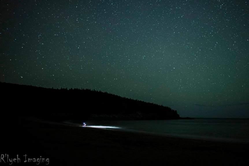 Acadia Stargazing - R'lyeh Imaging