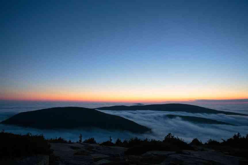 Stargazing in Acadia National Park - Mr Seb