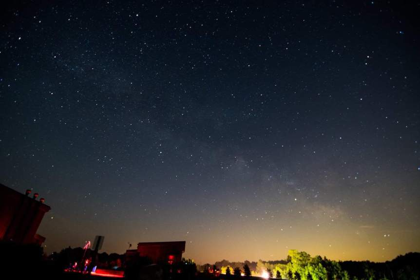 Stargazing in Columbus - Erik Drost via Flickr