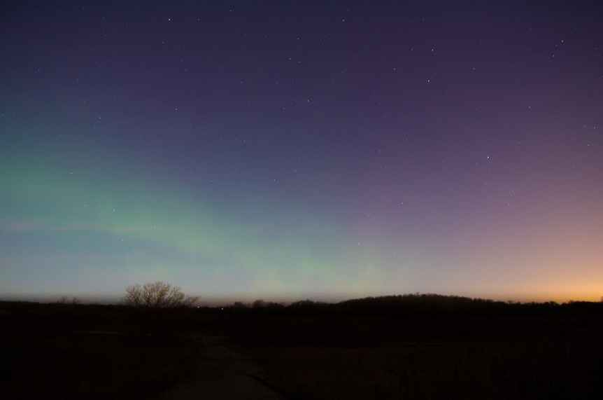 Northern Lights - James Bastow via Flickr