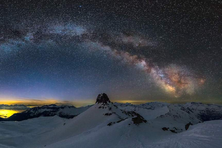 See the Milky Way - Lukas Schlagenhauf via Flickr