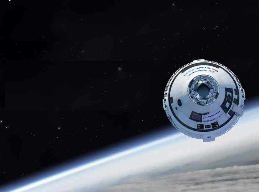 Space Tourism Companies - Boeing - Starliner