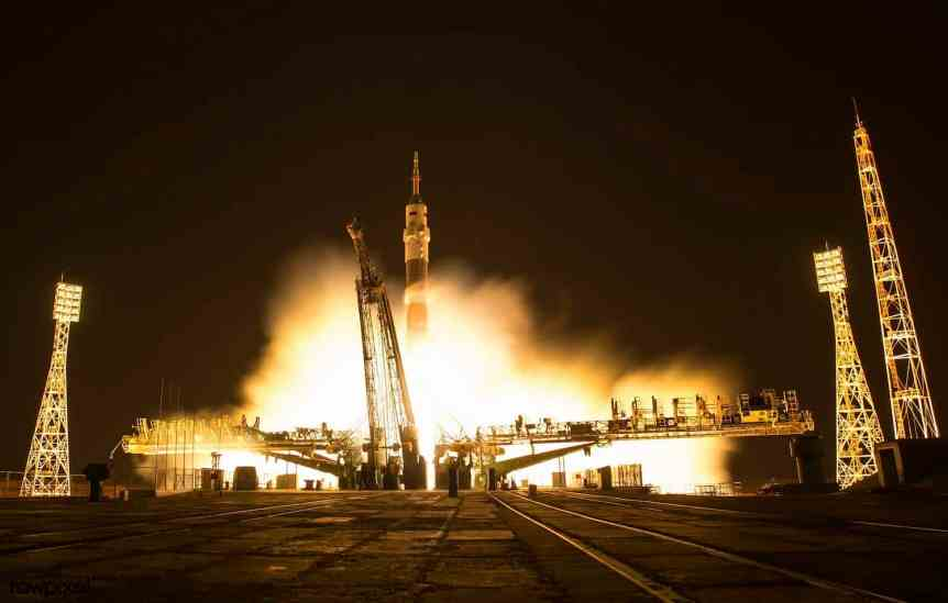 Space Tourism Companies - Roscosmos - Soyuz Launch