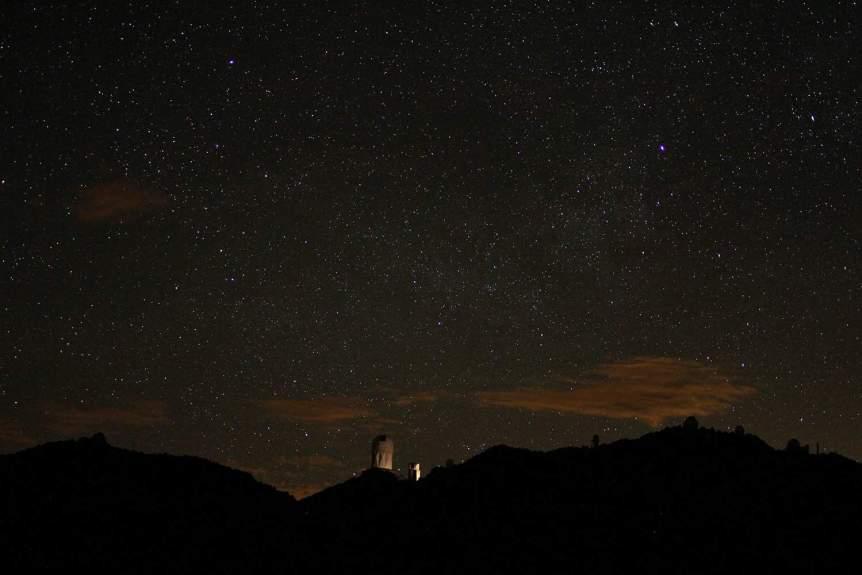 Kitt Peak National Observatory - P. Marenfeld:NOAO:AURA:NSF