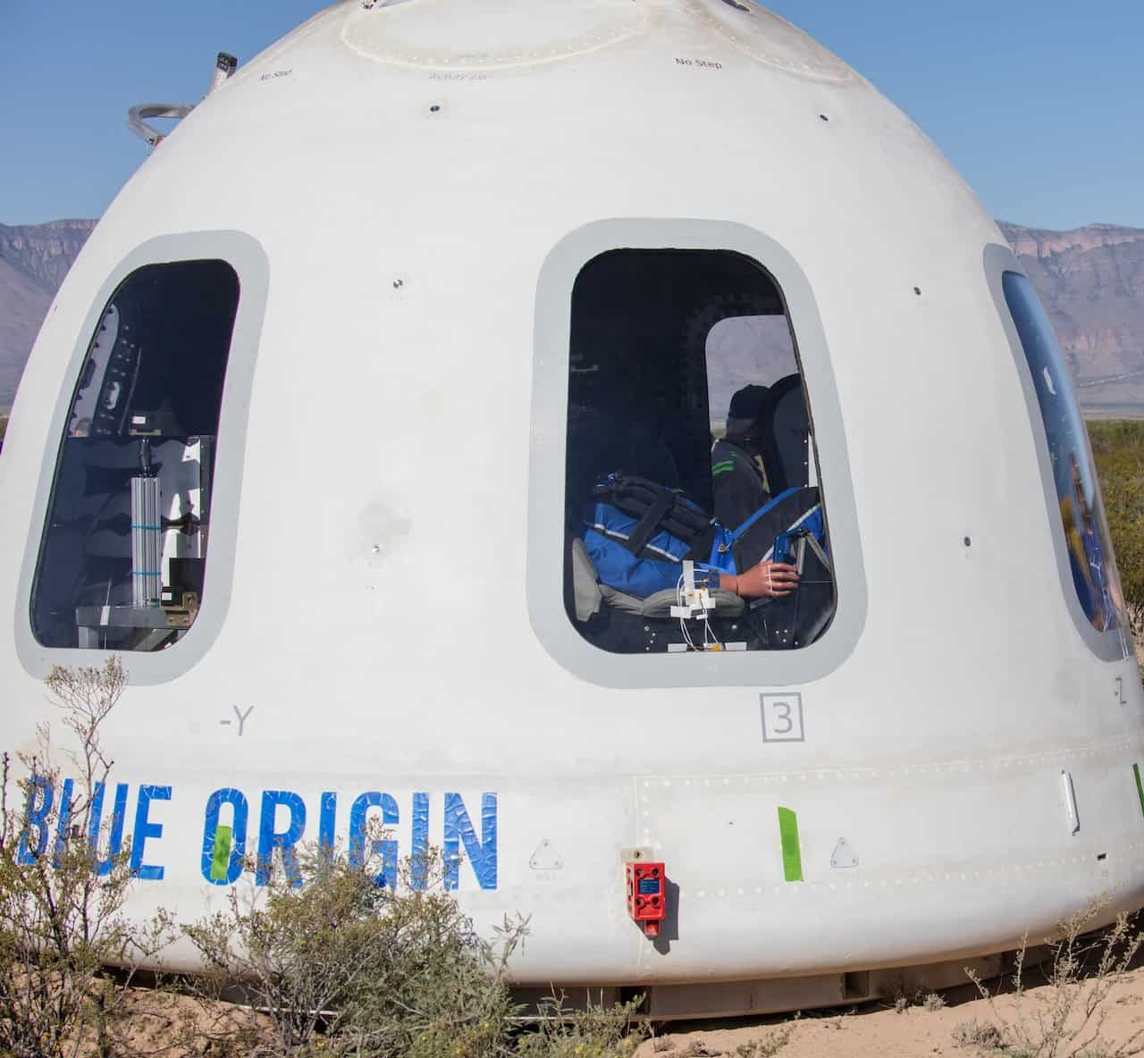 Blue Shepard Company Profile - Mannequin Skywalker