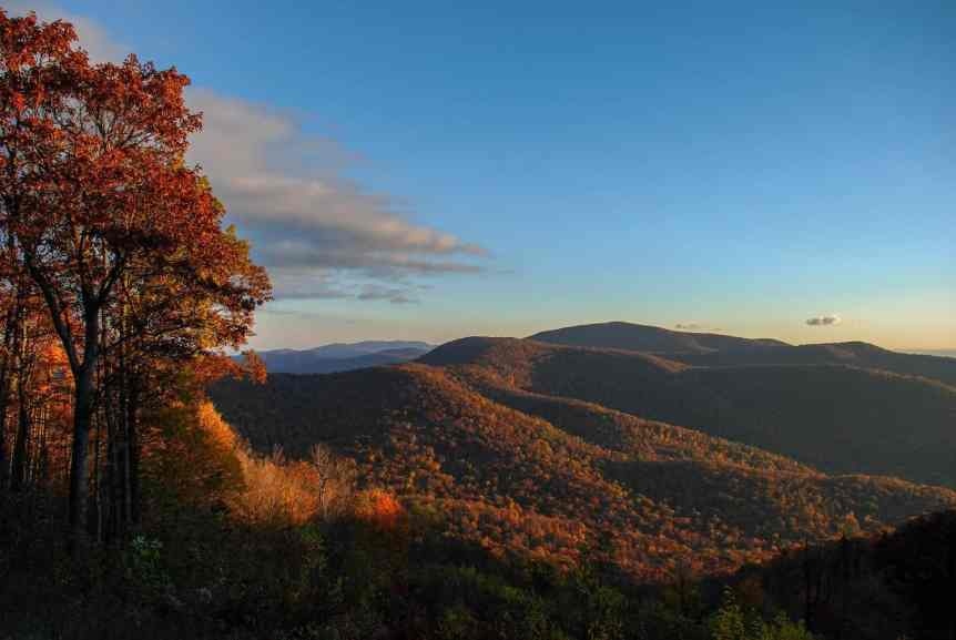 Shenandoah National Prak - Skyline Drive - Stefan Serena via Flickr