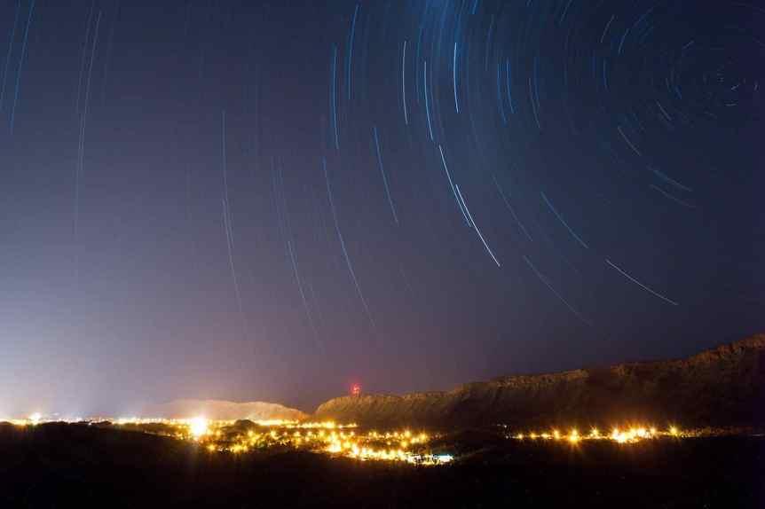 Star Trails - Silentmind8 via Flickr