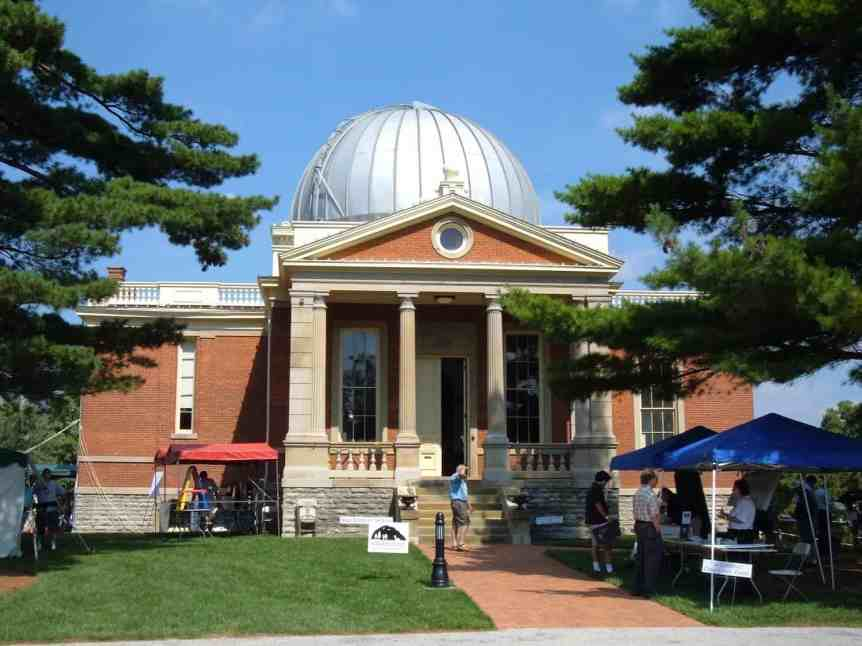 Best Observatories in the U.S. - Cincinnati Observatory