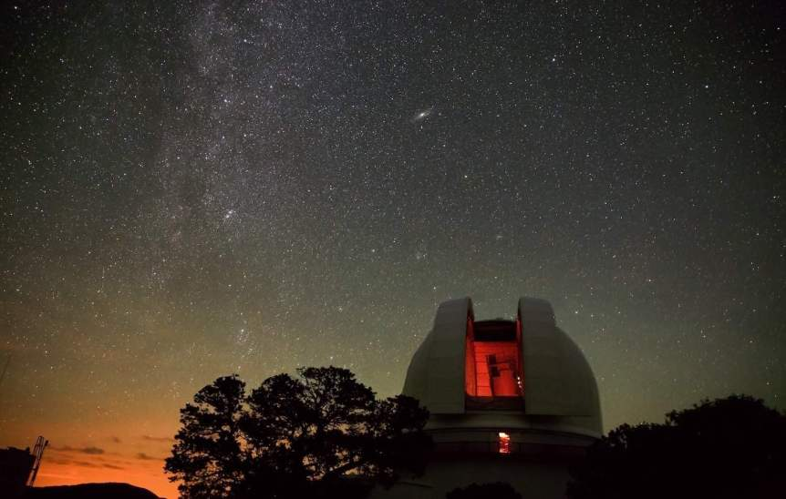 Best Observatories in the U.S. - McDonald Observatory - Christian Obermeier via Flickr