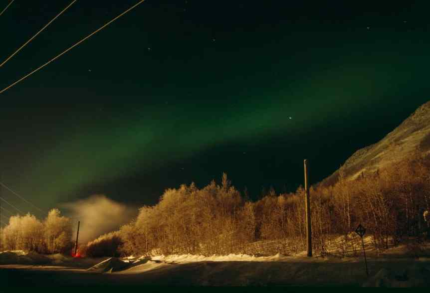 Northern Lights in Russia - Kirovsk - Aleksey Payusov via Flickr