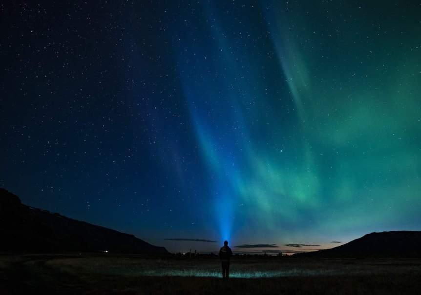 Northern Lights in Russia - Unsplash