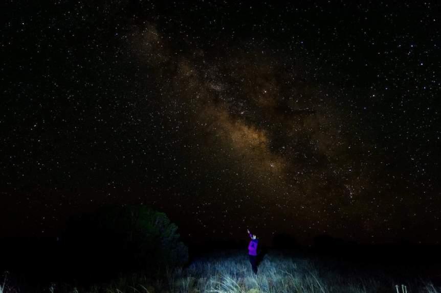Canyonlands Stargazing - James Faulkner via Flickr