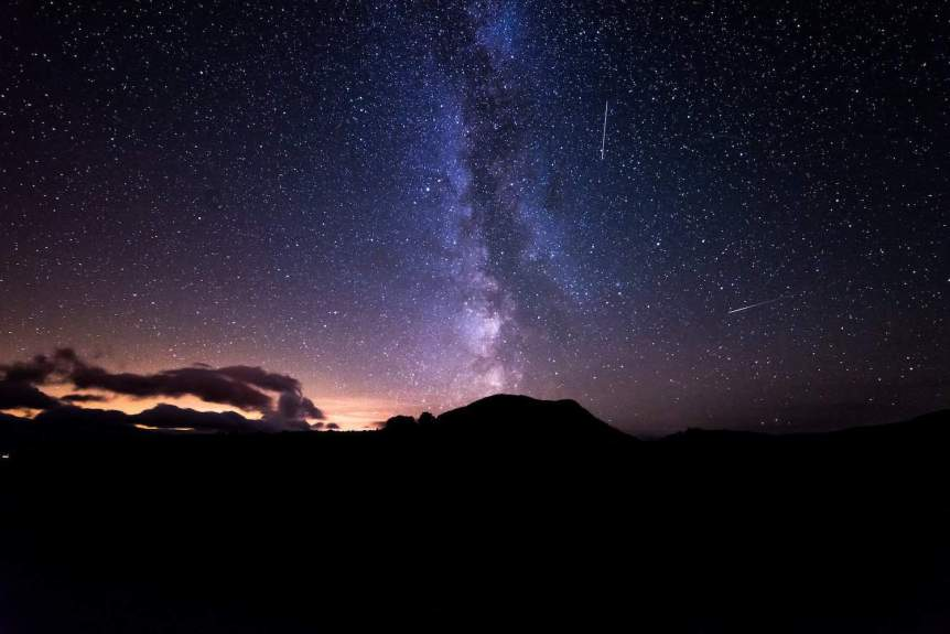 Stargazing in Scotland - Cairngorms National Park - Nick Rowland via Flickr