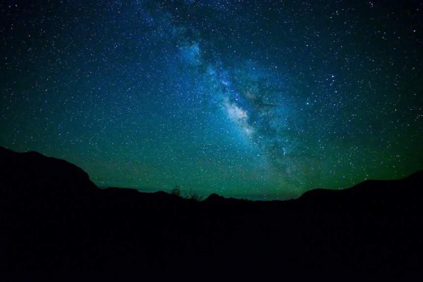 Stargazing in Big Bend - Alison I. via Flickr