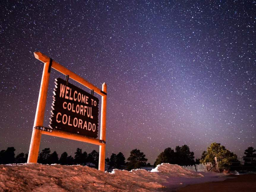 Stargazing in Colorado - Bryce Bradford via Flickr