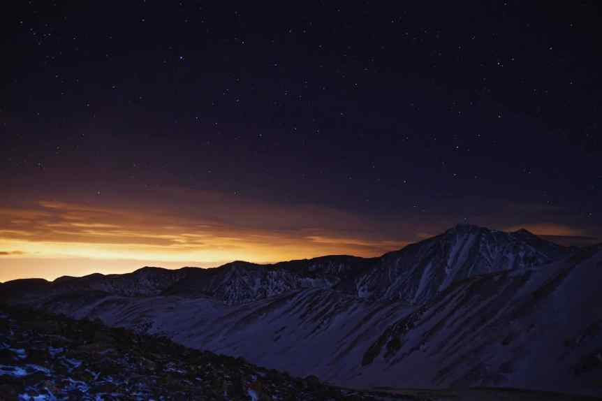 Stargazing in Colorado - Loveland Pass - Zach Dischner via Flickr