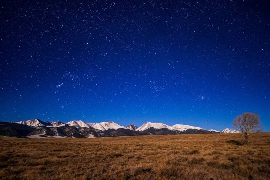Stargazing in Colorado - Westcliffe - Bryce Bradford via Flickr