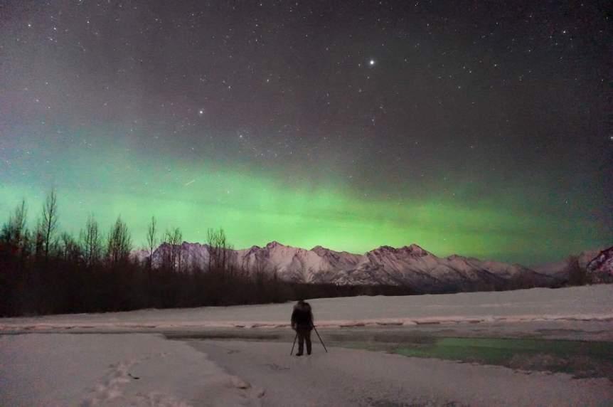 Aurora Photography - Alaska Photo Treks