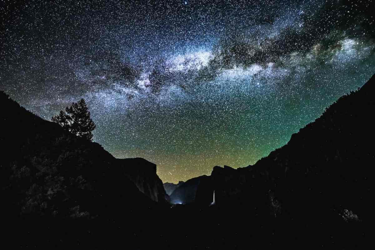 Yosemite Stargazing - Tunnel View