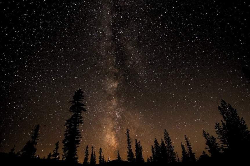 Best National Parks for Stargazing - Lassen - sodai gomi via Flickr