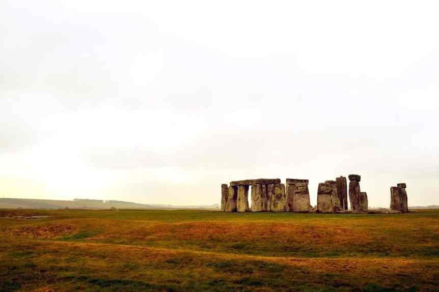 September Equinox - Stonehenge