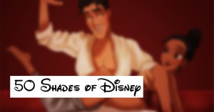 50 shades of Disney