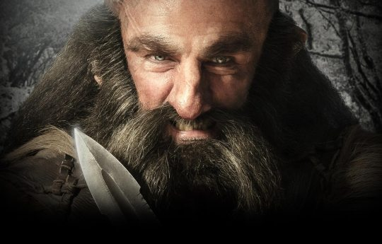 Dwalin dwarf the Hobbit
