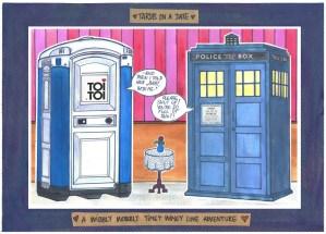 TARDIS ON A DATE #3