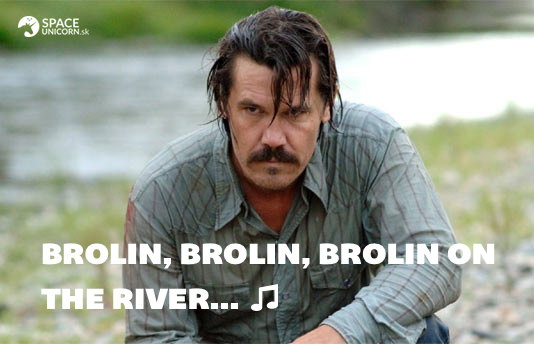brolin on river