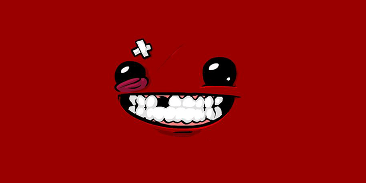 """Featured image for """"Super Meat Boy [videorecenzia]"""""""