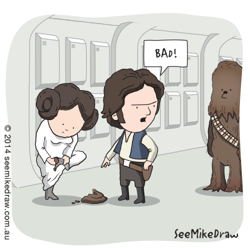 Bad Chewbacca