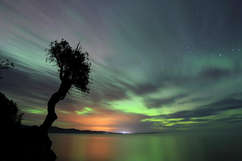 Best Spot See Northern Lights