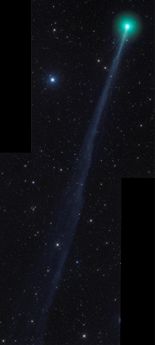 Comet PanSTARRS (C/2015 ER61)