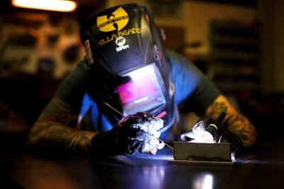Scott Cormier -SPLICE Welding & Design